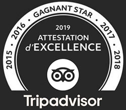 tripadvisor attestation excellence